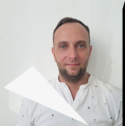 Krzysztof Malec | Front - End Developer